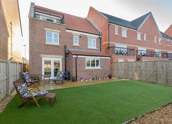 Thumbnail 5 bed detached house for sale in Greener Drive, Darlington, County Durham