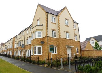 Thumbnail 4 bed end terrace house for sale in Roman Road, Corby