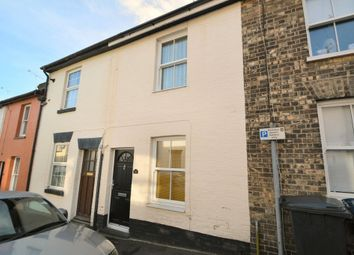 Thumbnail 2 bedroom terraced house to rent in Eden Road, Haverhill