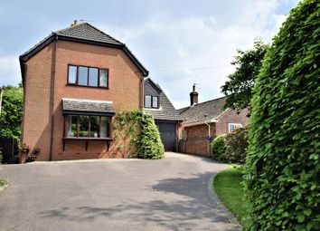 Thumbnail 4 bedroom detached house for sale in Bawburgh Lane, New Costessey, Norwich