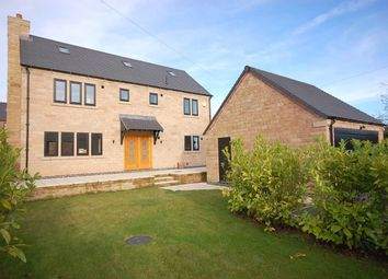 Thumbnail 5 bed detached house for sale in Main Road, Hulland Ward, Ashbourne