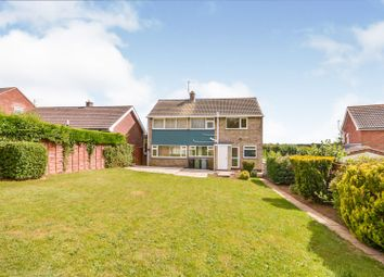 Thumbnail 4 bed detached house for sale in Saltersford Road, Grantham