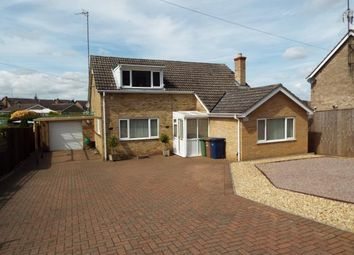Thumbnail 3 bed bungalow for sale in Wisbech, Cambs