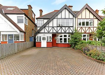 Thumbnail 7 bed semi-detached house for sale in Cleveland Road, Ealing