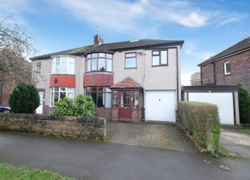 Thumbnail 4 bed semi-detached house for sale in Ashbury Drive, Norton, Sheffield