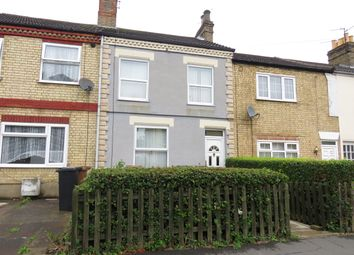 Thumbnail 3 bedroom terraced house for sale in Park Street, Peterborough