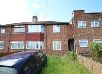 Thumbnail 2 bedroom maisonette to rent in Burnham Road, Dartford, Kent