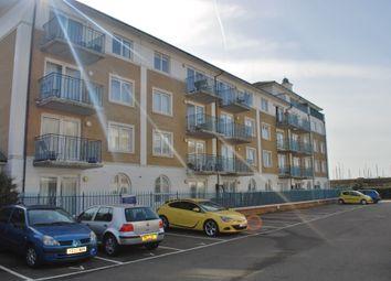 Thumbnail 1 bed flat to rent in Merton Court, Brighton Marina