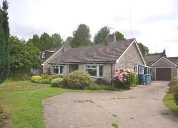 Thumbnail 2 bed detached bungalow for sale in The Moor, Puddletown, Dorchester