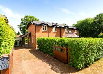 Martins Close, Compton Street, Compton, Winchester SO21. 2 bed semi-detached house for sale