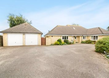 Thumbnail 4 bedroom bungalow for sale in Westleaze, Charminster, Dorchester