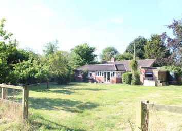 Thumbnail 4 bed detached bungalow for sale in Craven Road, Inkpen