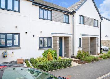 Thumbnail 2 bed terraced house for sale in Saltram Meadow, Plymstock, Devon