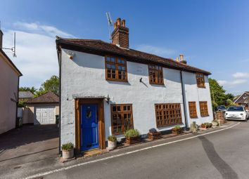Thumbnail 3 bed cottage for sale in Frog Lane, Titchfield, Fareham