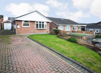 Thumbnail 2 bed detached bungalow for sale in Syke Close, Weston Coyney