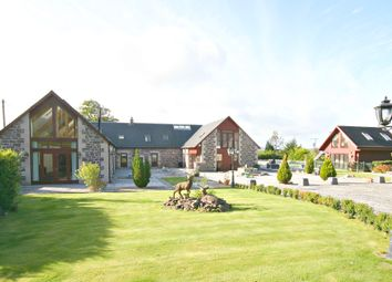 Thumbnail 4 bed country house for sale in Sommers Lane, Blair Drummond, Near Stirling