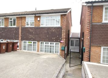 Thumbnail 4 bed semi-detached house to rent in Park Road, Nottingham