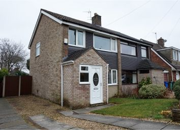 Thumbnail 3 bed semi-detached house for sale in Neston Road, Walshaw, Bury