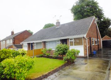 Thumbnail 2 bed semi-detached bungalow for sale in Linton Avenue, Shadwell, Leeds