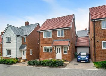 Thumbnail 4 bed detached house for sale in Bracken Grove, Stone Cross, Pevensey