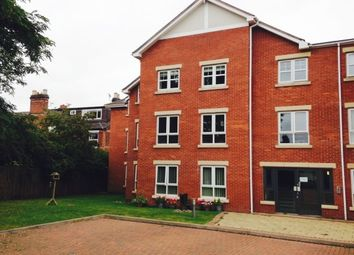 Thumbnail 2 bed flat to rent in St. Leonards Avenue, Stafford