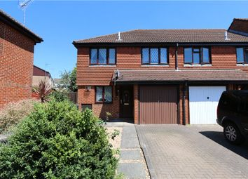 Thumbnail 3 bed property for sale in Nelson Close, Romsey, Hampshire