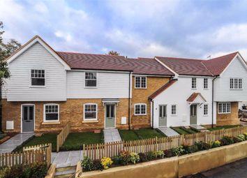 Thumbnail 3 bed end terrace house for sale in Hertingfordbury Road, Hertford