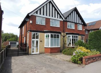Thumbnail 4 bed semi-detached house for sale in Mile End Lane, Mile End, Stockport
