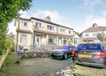 Thumbnail 5 bed semi-detached house for sale in Jesmond Grove, Bradford