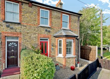 Thumbnail 2 bed end terrace house for sale in Kingston Road, Ewell