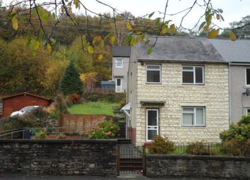 Thumbnail 2 bed semi-detached house for sale in Heol Gleien, Lower Cwmtwrch, Swansea