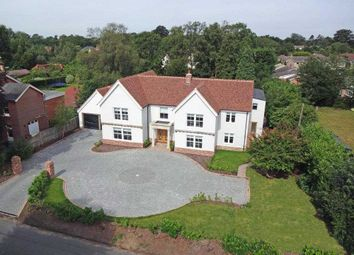 Thumbnail 6 bed property to rent in The White House, Gaston Street, East Bergholt