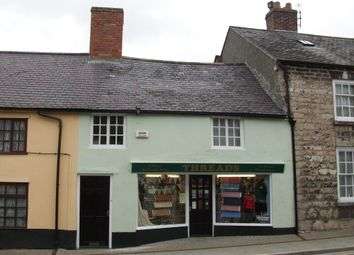 Thumbnail Retail premises for sale in Clwyd Street, Ruthin