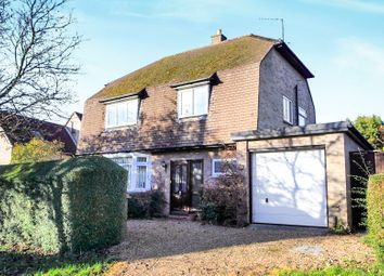 Thumbnail 3 bed detached house for sale in Cherry Orton Road, Orton Waterville, Peterborough