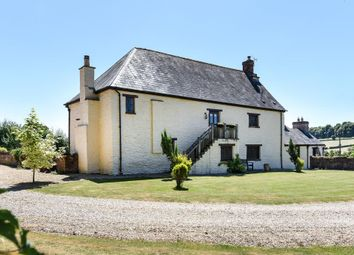 Thumbnail 4 bed detached house for sale in Broadoak, Hereford