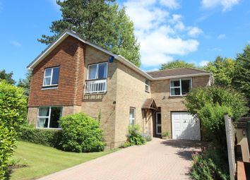 Thumbnail 5 bed detached house for sale in Ullswater Grove, Alresford