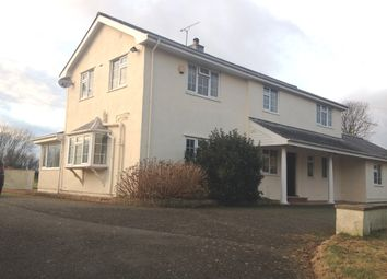 Thumbnail 5 bed detached house for sale in Elim, Llanddeusant, Holyhead, Sir Ynys Mon