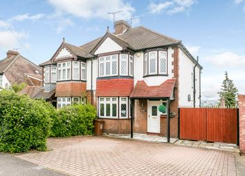 Thumbnail 3 bed semi-detached house for sale in Cuxton Road, Rochester, Kent