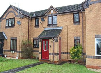 Thumbnail 2 bed terraced house to rent in Rutland Drive, Fazeley, Tamworth, Staffordshire