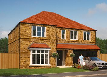"Thumbnail 5 bedroom detached house for sale in ""The Kirkham"" at Pastures Road, Mexborough"