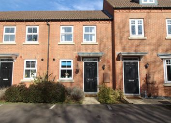 Thumbnail 2 bed town house to rent in Tamworth Close, Grantham