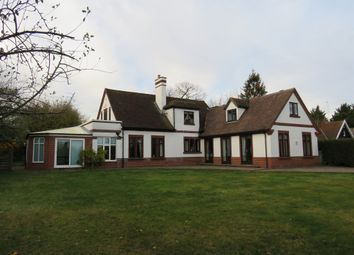 Thumbnail 4 bed detached house for sale in Upper Moorfield Road, Woodbridge
