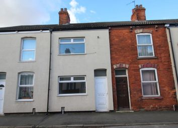 Thumbnail 2 bed terraced house for sale in Weatherill Street, Goole