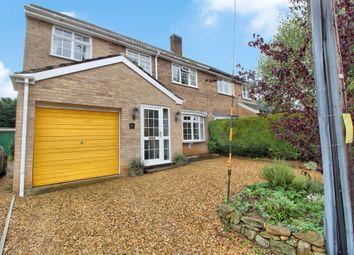 Thumbnail 4 bed semi-detached house for sale in Gatehouse Lane, South Luffenham, Oakham