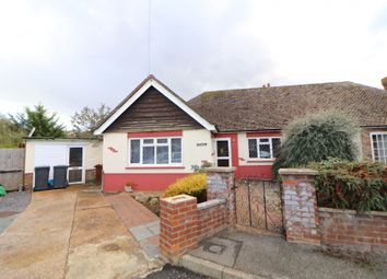 Thumbnail 2 bed bungalow to rent in Fairlight Close, Polegate, East Sussex