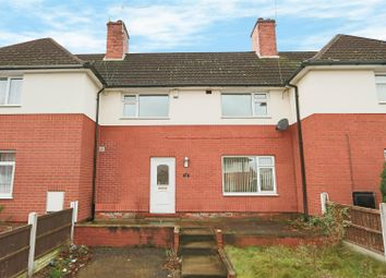 Thumbnail 3 bedroom town house for sale in Longford Crescent, Bulwell, Nottingham
