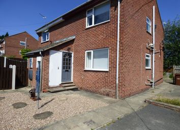 Thumbnail 1 bed flat for sale in Tennyson Avenue, Wakefield