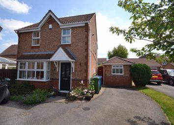 Thumbnail 3 bed detached house for sale in Foreland Close, Great Sankey, Warrington