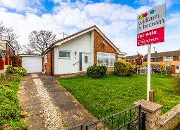 Thumbnail 2 bed detached bungalow for sale in Howarth Road, Brinsworth, Rotherham