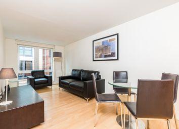 Thumbnail 1 bed flat to rent in Sir John Lyon House, High Timber Street, City